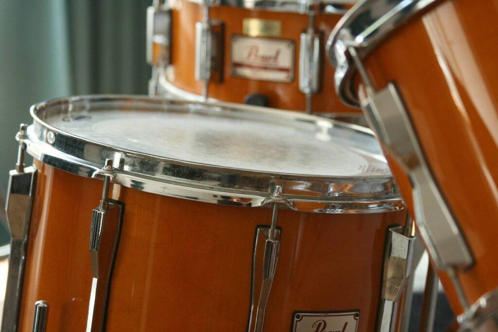 Tre grandi tamburi