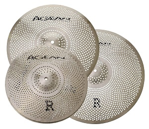 Agean R-Series Low Noise Cymbal Pack Box Set