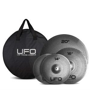 Paquete de platillos de bajo volumen UFO